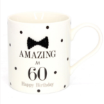 MUG AMAZING AT 60 MALE